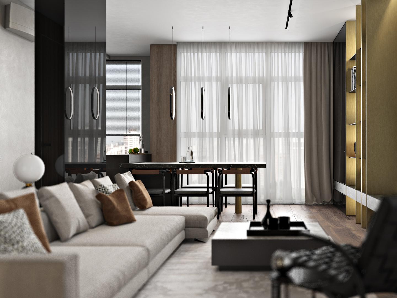 balance apartment